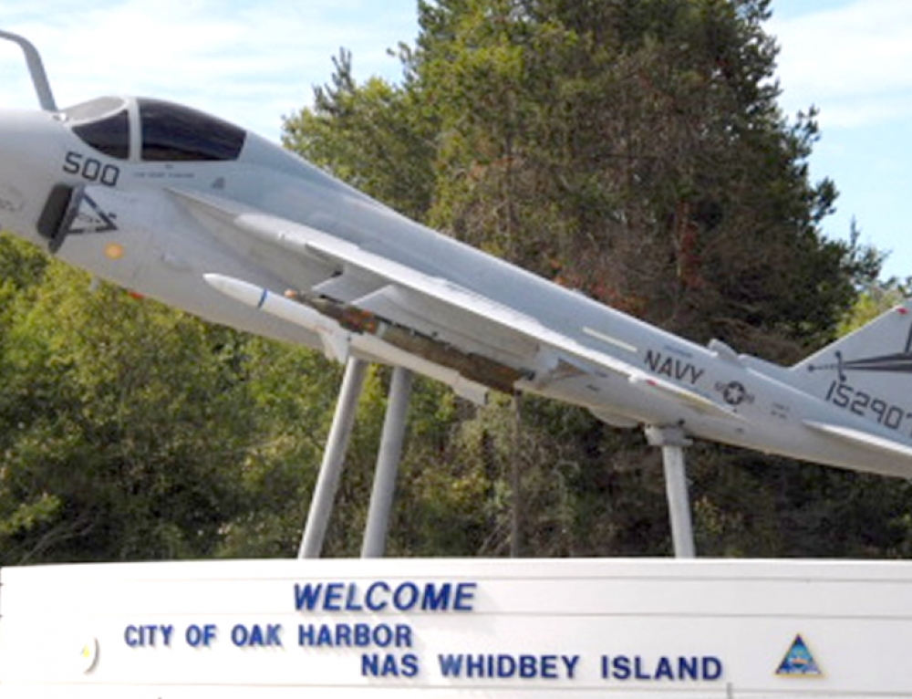 WHIDBEY ISLAND FLIGHT SIMULATOR ENERGY UPGRADES