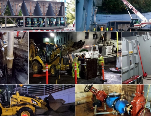 BUILDING SERVICES EQUIPMENT REPLACEMENT